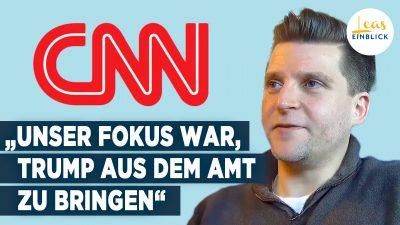 """CNN enthüllt: """"Angst verkauft sich gut"""" – Schwerpunkt nach Covid: Klimawandel"""