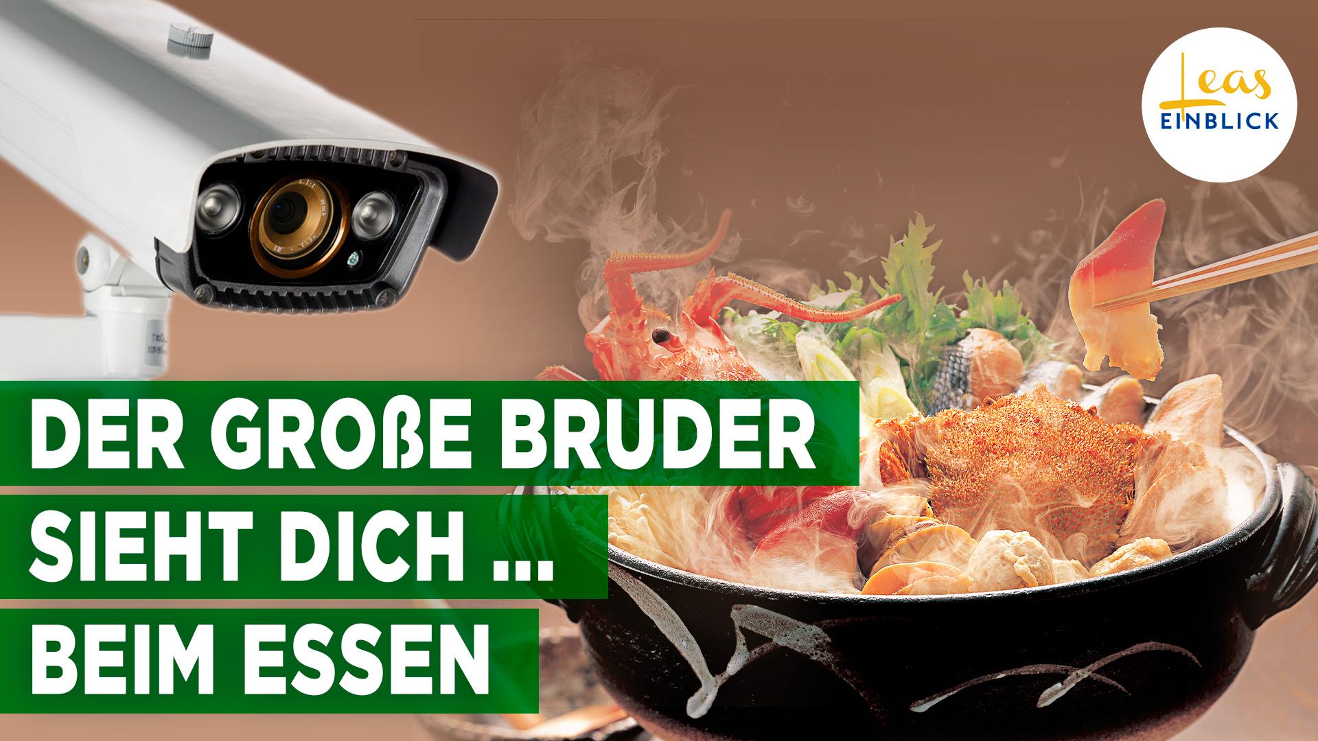 60 Videokameras in einem Hot-Pot-Restaurant – was sind die Hintergründe?