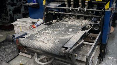 Abgeordnete, Experten und Organisationen verurteilen Anschlag auf Hongkonger Epoch Times