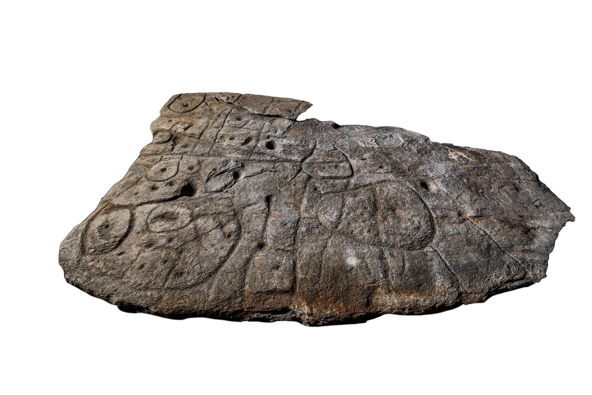 Saint-Bélec-Platte: Archäologen (wieder-)entdecken eine der ältesten Karten Europas