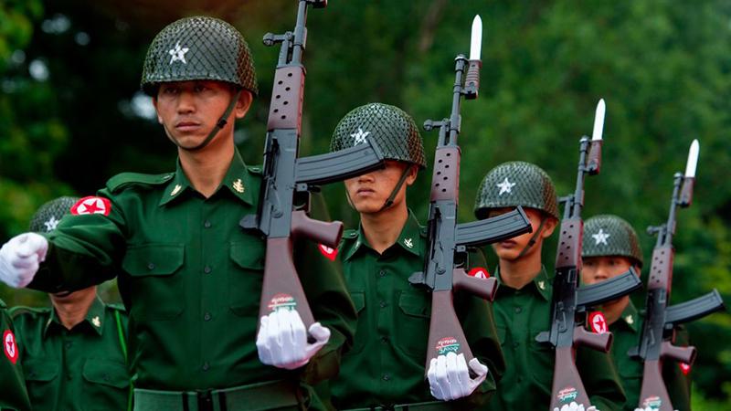 Entmachtete Abgeordnete in Myanmar sammeln Beweise für Menschenrechtsverletzungen