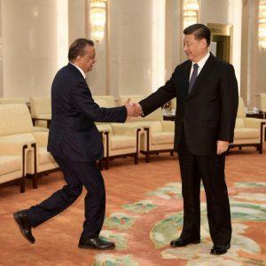 Der Mann der KP Chinas: Gegen WHO-Chef Tedros wurde Klage wegen Völkermordes eingereicht