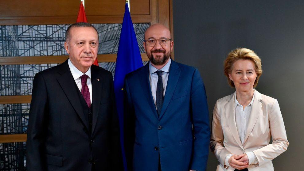 EU lockt Erdogan mit Angebot und kritisiert innenpolitische Lage