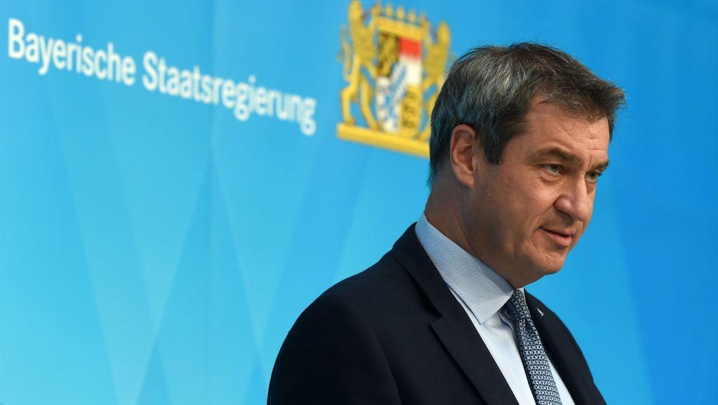Forsa: Söder in Kanzlerfrage in allen Wählergruppen vor Laschet