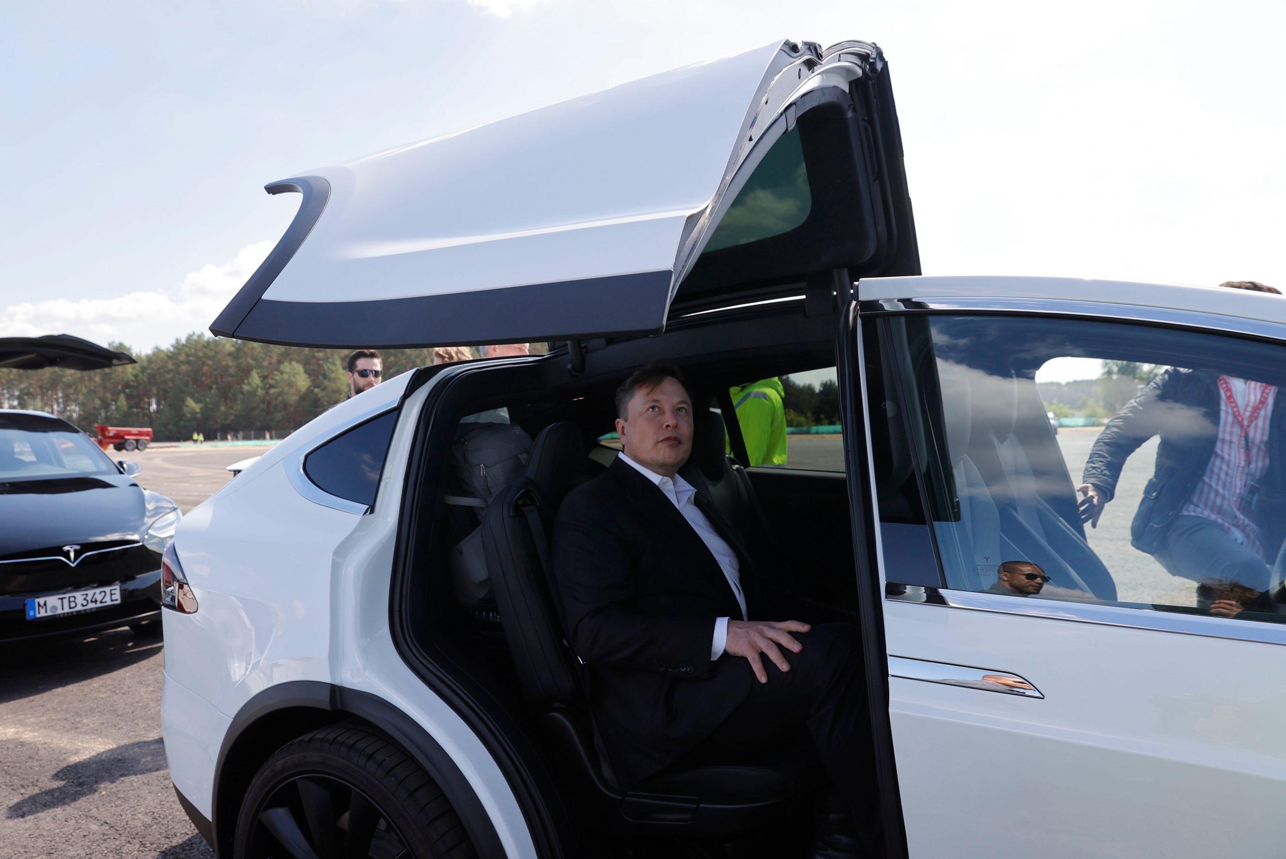 SpaceX gegen Firewall? Tesla im Visier der chinesischen Behörden