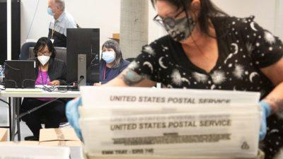 Arizona: Prüfung von 2,1 Millionen Stimmzetteln beginnt diese Woche