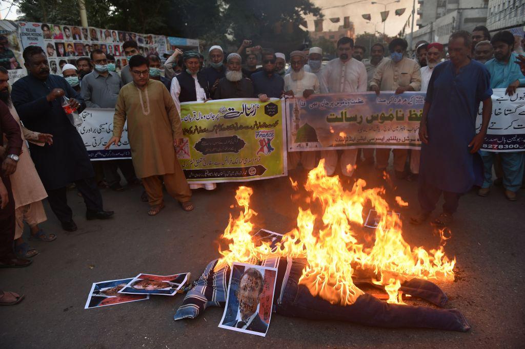 Französische Botschaft ruft Bürger zum Verlassen von Pakistan auf