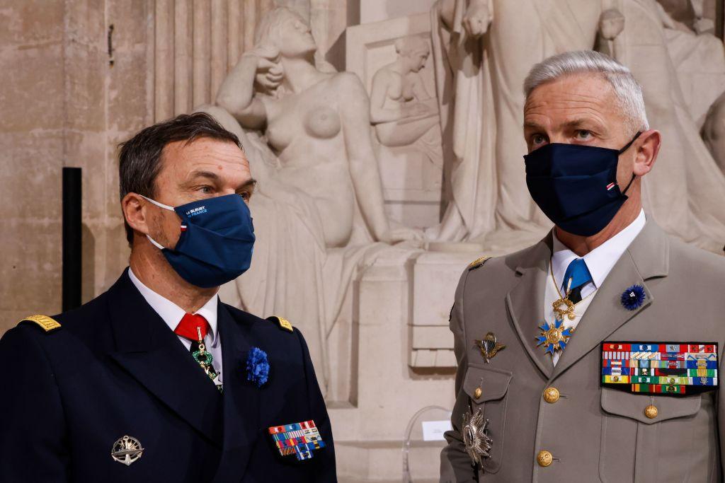 """Sanktionen angekündigt: Frankreichs Armeespitze verurteilt """"Putschfantasien"""" von Ex-Generälen"""