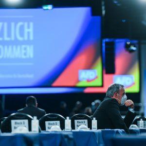 LIVE vom AfD-Bundesparteitag: Forderung nach Ende des Corona-Lockdowns und EU-Austritt Deutschlands