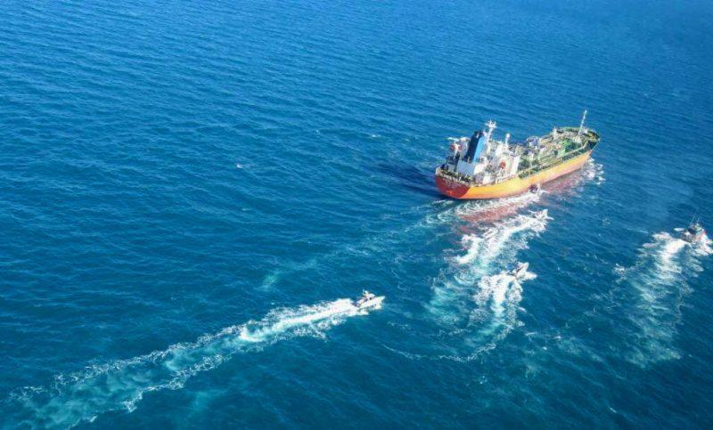 Im Iran beschlagnahmter Tanker aus Südkorea freigelassen