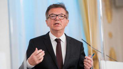 Österreichs Gesundheitsminister Anschober tritt inmitten der Corona-Krise zurück