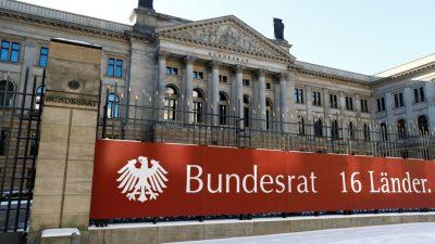 Die umfangreiche Einbeziehung des Bundesrates ist nicht vorgesehen: Merkels neues Gesetz