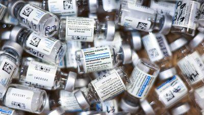 USA setzen Corona-Impfstoff von Johnson & Johnson wieder ein