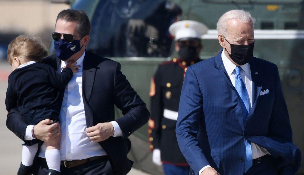 """Hunter Biden: Name war für die Ukraine """"Gold wert"""""""