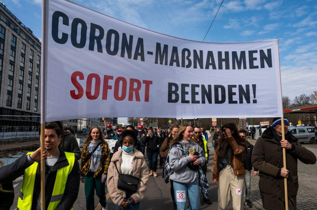 Verwaltungsgericht bestätigt Verbot von Corona-Demos in Berlin