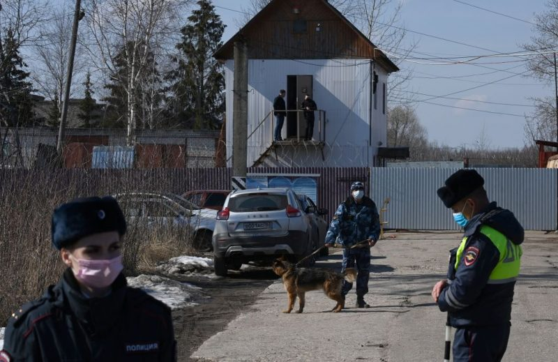 Gefängnisbehörde will Nawalny in Krankenhaus verlegen