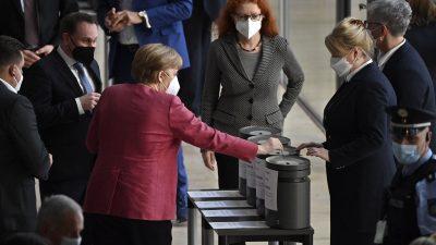 §28b IfSG: Bundestag beschließt Merkels Notbremsen-Gesetz – FDP plant Verfassungsbeschwerde