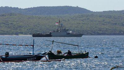 Vermisstes indonesisches U-Boot gefunden – alle 53 Besatzungsmitglieder tot
