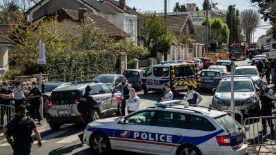 Messerangreifer von Rambouillet bat vor der Tat um psychische Beratung