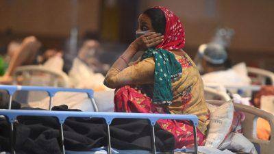 """Drosten: Corona-Mutation in Indien """"medial"""" überschätzt – mehrere Faktoren verantwortlich für Situation"""