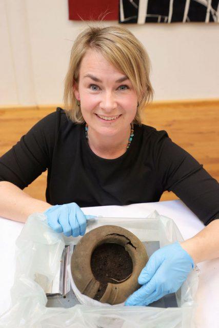 Schwedischer Schatz aus der Bronzezeit