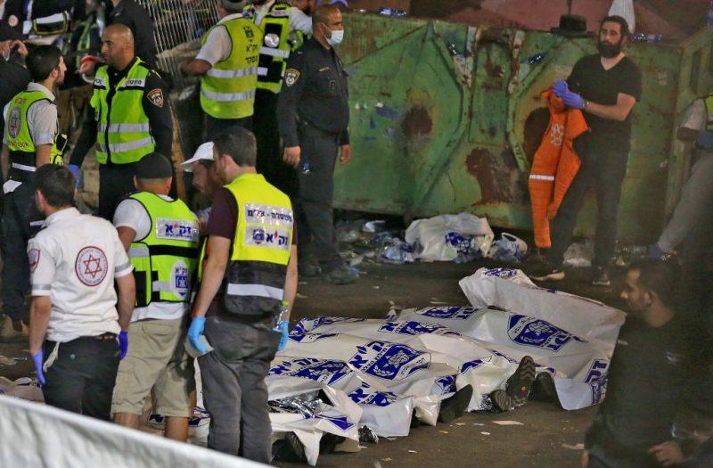Staatstrauer in Israel nach Massenpanik während Pilgerfests am Berg Meron