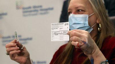 """USA: Digitaler Impfpass in New York eingeführt – """"Eine der unamerikanischsten Ideen in der Geschichte unserer Nation"""""""
