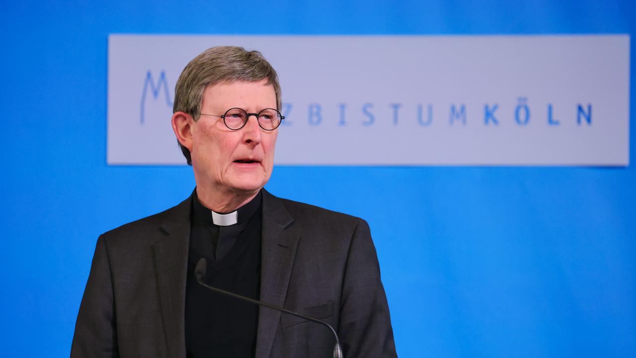 Neue Vorwürfe gegen Kölner Kardinal Woelki – Dokumente belegen weitere Vertuschung