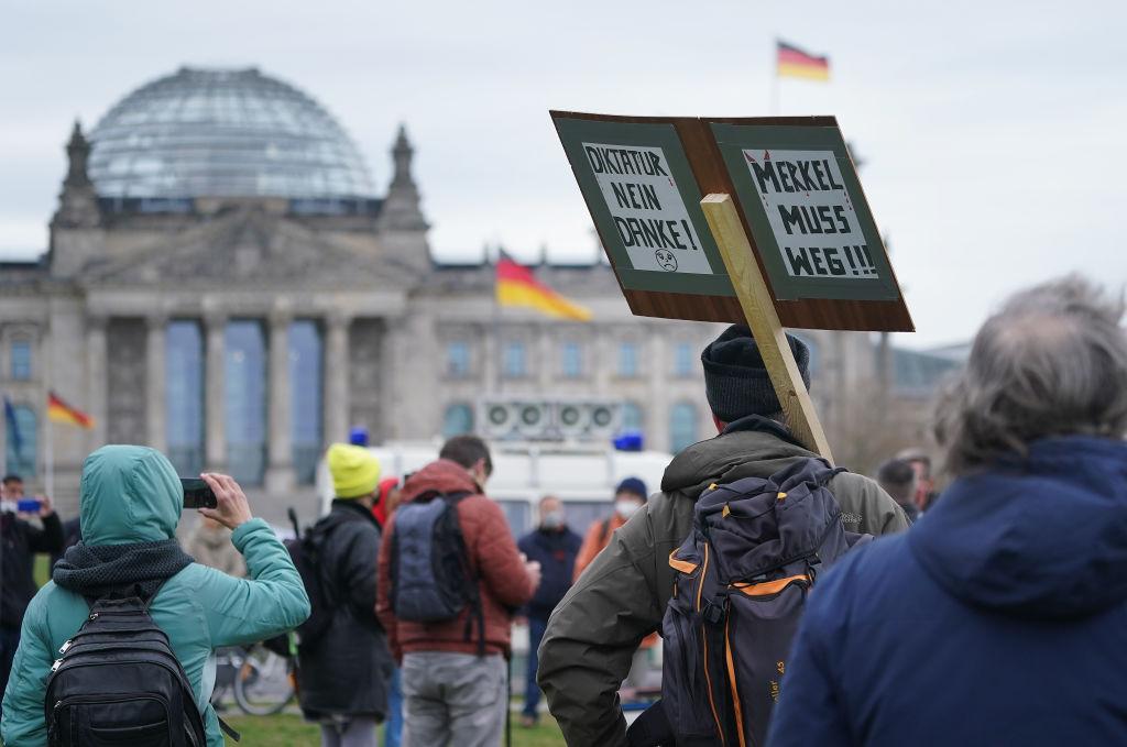 Am 21. April soll das IfSG durch den Bundestag gebracht werden