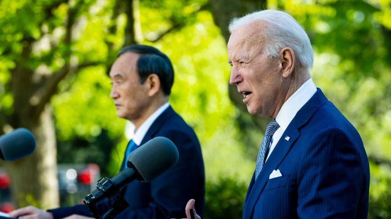 USA und Japan warnen vor Pekings Vorgehen im Südchinesischen Meer