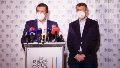 Tschechien: Politische Spaltung wegen Haltung zu Russland