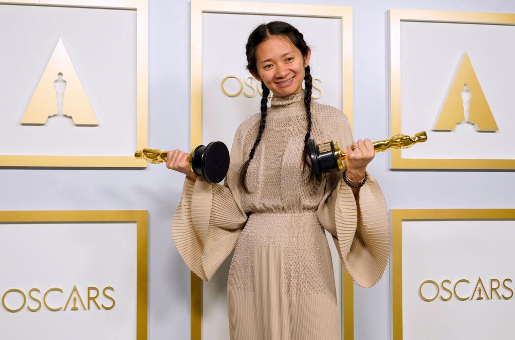 """""""Nomadland"""" gewinnt Oscar für den besten Film"""