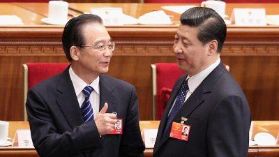 Chinas Ex-Premier Wen Jiabao gedenkt seiner Mutter –  Artikel ist in China zensiert