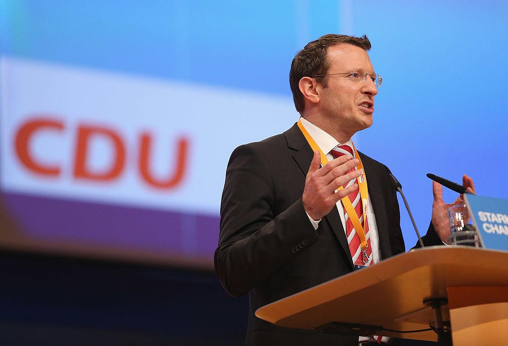 """CDU-Abgeordneter: """"SPD, Linke und Grüne"""" mitverantwortlich für Farbanschläge auf Parteibüros"""
