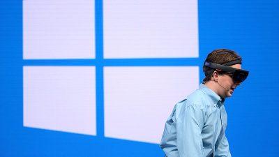 Microsoft sichert sich Auftrag der US-Armee für Augmented-Reality-Brillen