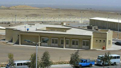 """Iran: Verstärkte Urananreicherung ist Antwort auf Israels """"nuklearen Terrorismus"""""""