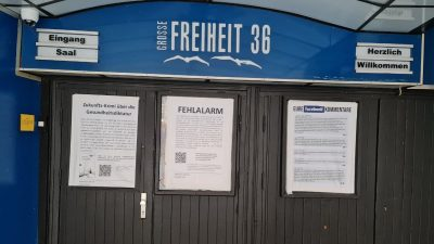 Nach Boykottaufruf: Zwei Hamburger Szene-Clubs verteidigen Meinungsfreiheit in Corona-Pandemie