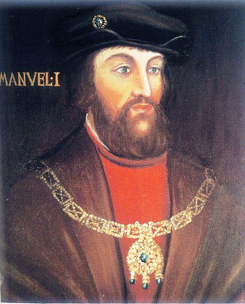 König Manuel von Portugal