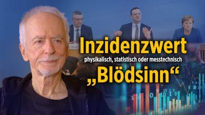 """""""Supergau und Kardinalfehler"""": Professor Bergholz über PCR-Tests und manipulierbare Inzidenzwerte"""