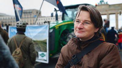 """LsV-Gründerin: """"Insektenschutzpaket darf auf keinen Fall verabschiedet werden"""" + Video"""