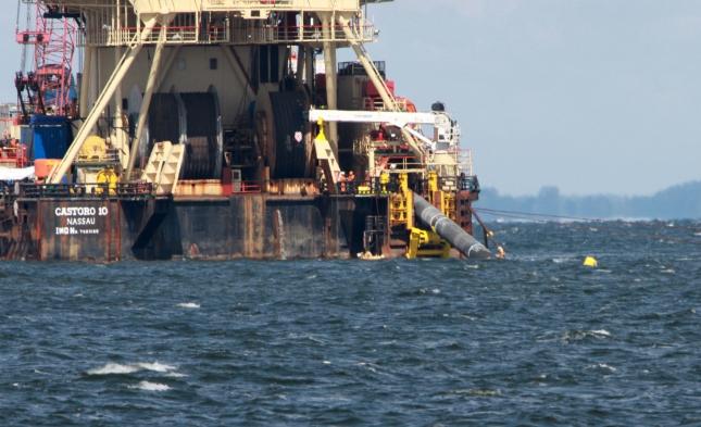 Nord Stream 2: Inbetriebnahme noch im Sommer geplant