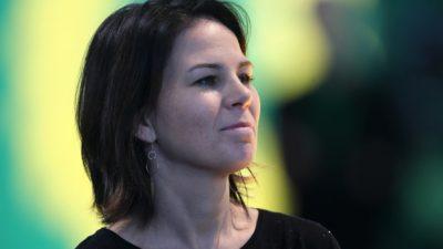 Annalena Baerbock wird Kanzlerkandidatin der Grünen