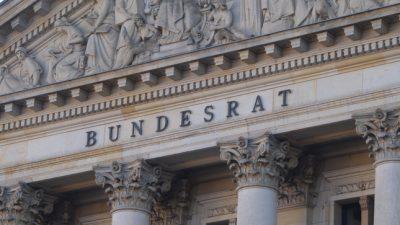 Bundesrat billigt Nachtragshaushalt mit Rekordverschuldung von 240 Milliarden Euro