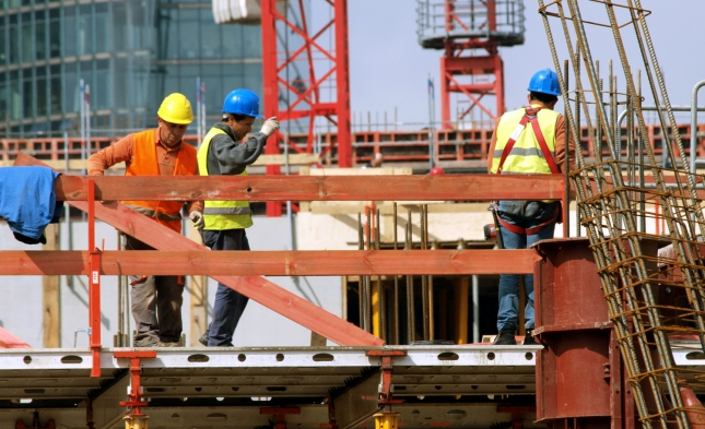 """Materialmangel trifft Baubranche: """"Das ist ein beispielloser Engpass seit 1991"""""""