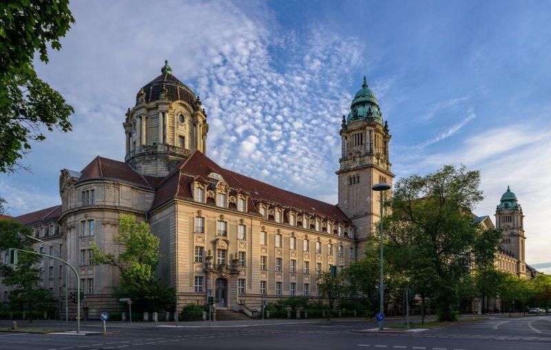 Drei Jahre Haft nach Brandstiftung im Kriminalgericht Berlin-Moabit