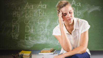 """Grundschullehrerin aus NRW: """"Ich bin Lehrerin, keine Ärztin! Ich mach da nicht mit!"""""""