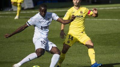 «Bist nicht allein»: Rassismus-Vorfall in Spaniens Fußball