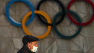 USA wollen Gespräche über Olympia-Boykott 2022