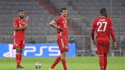 Bayern verlieren Final-Wiedersehen gegen Paris Saint-Germain