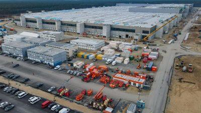 Industrieverband unterstützt Teslas Kritik an deutscher Bürokratie